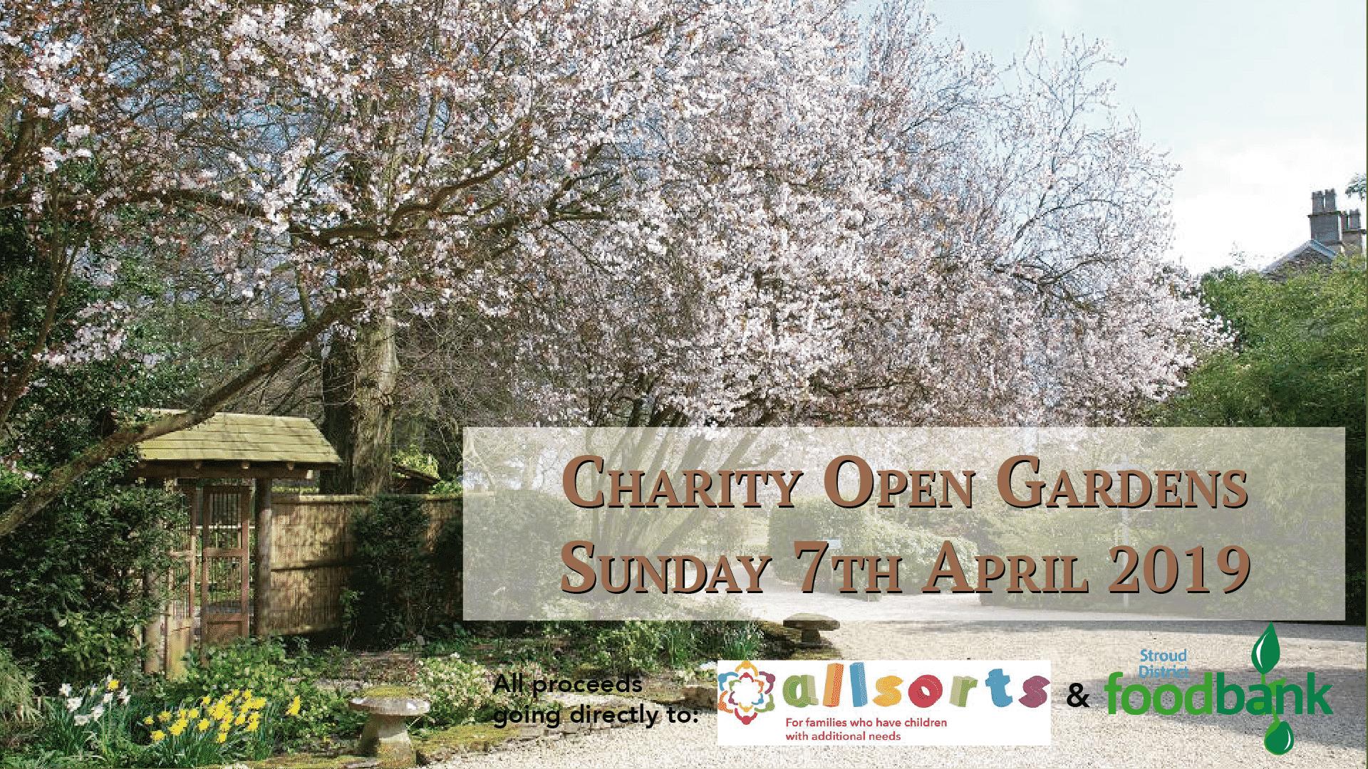 Charity Open Garden