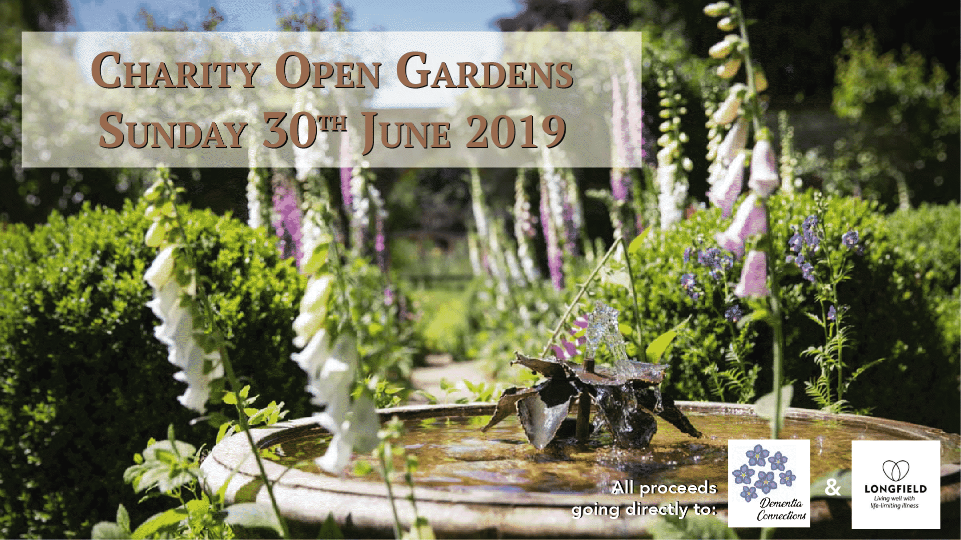 Cotswold Open Garden for Charity