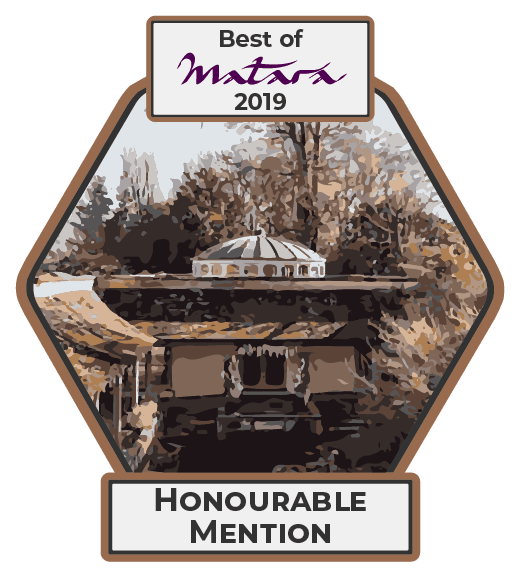 Honourable Mention 2019