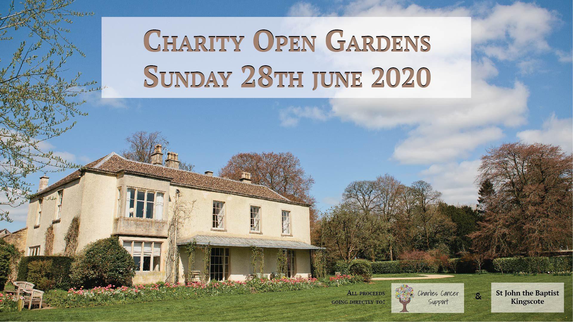 Garden Open Day 2020 June