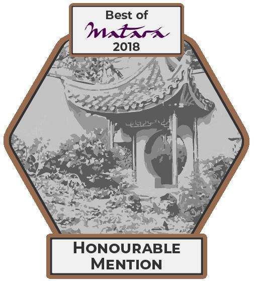 Badge-Matara